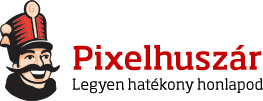 Pixelhuszár - Huszárvágással a netre!